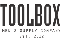 Toolbox Men's Suppy Company Logo